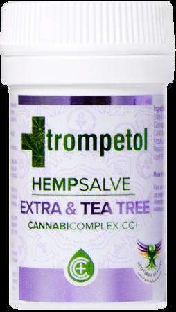 Maść Trompetol Extra z olejkiem z drzewa herbacianego 30 ml